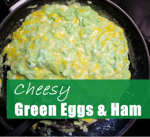 Green Eggs & Ham Breakfast (For Dr. Seuss's Birthday) - Time 2 Save ...