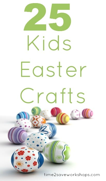 25 Kids Easter Crafts Kasey Trenum