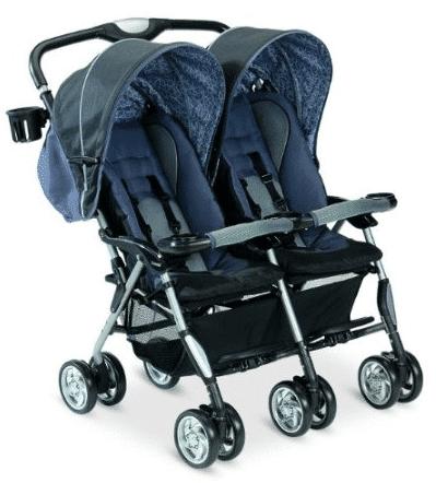 combi-double-stroller