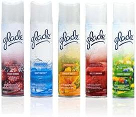 glade sprays