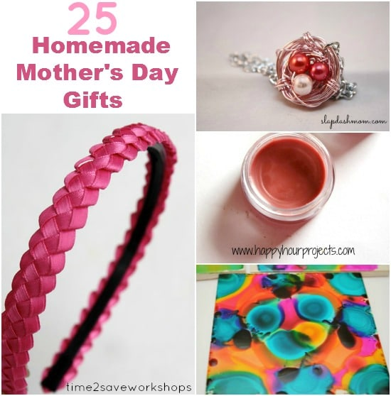 Mother 39 S Day Homemade Gifts 24 Great Ideas Kasey Trenum