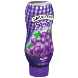 smuckers squeezable grape jelly