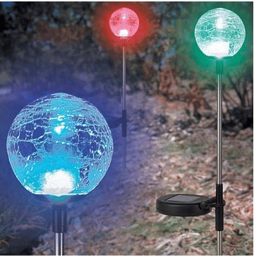 solar-light-crackle-glass-ball