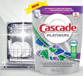 cascade platinum