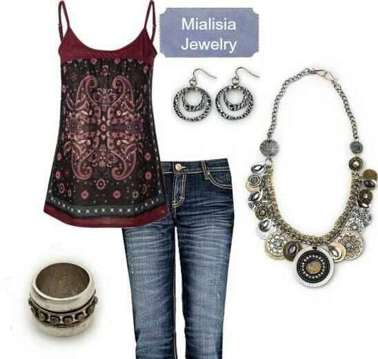 Mialisia Jewelry on time2saveworkshops.com
