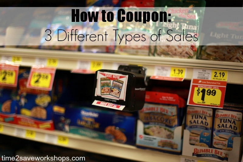 Types of Store sales1