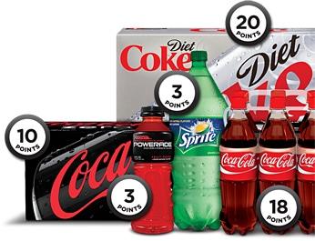 Best coke rewards prizes