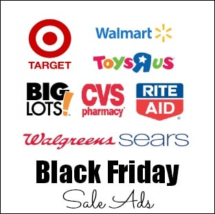 Black Friday Sale Ads