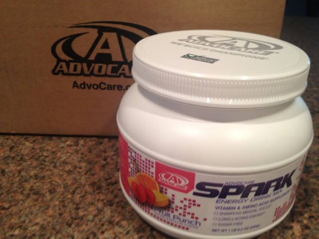 Spark Energy Drink AdvoCare on time2saveworkshops.com