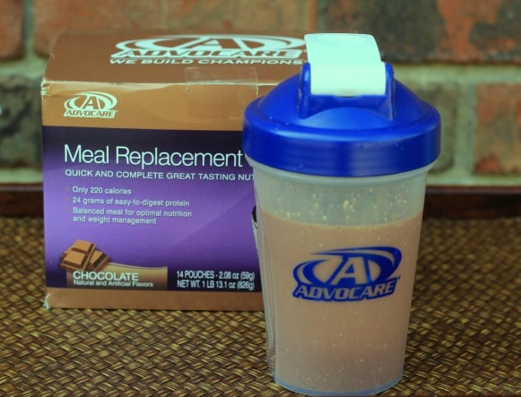 AdvoCare recipes mealreplacement shake