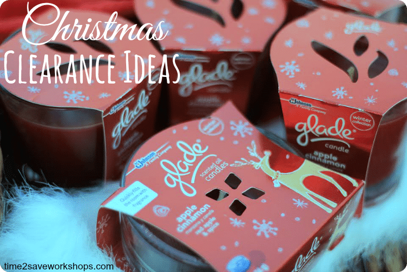 Best Ways to Save Money on Christmas Clearance on time2saveworkshops.com