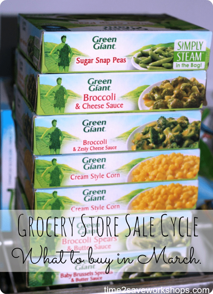 Grocery Store Sale CYcles