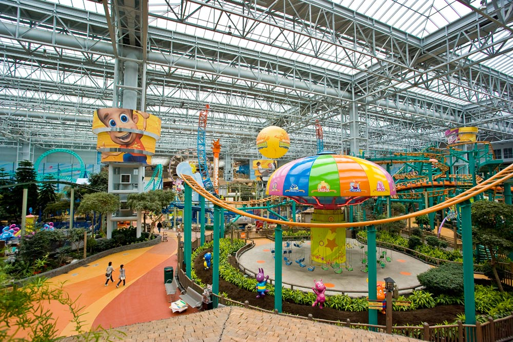 Mall Of America Favorite Stop On Our Rv Trip Kasey Trenum