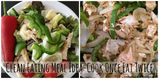 clean eating recipe idea