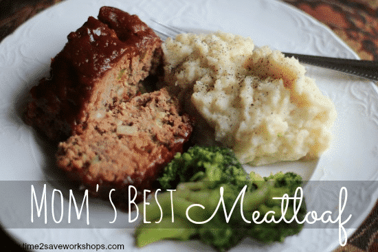 Mom's best meatloaf Recipe