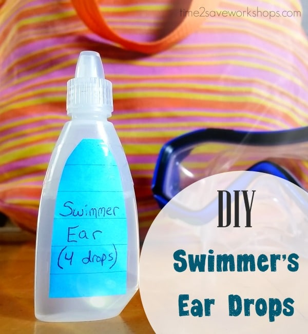 how to fix swimmers ear