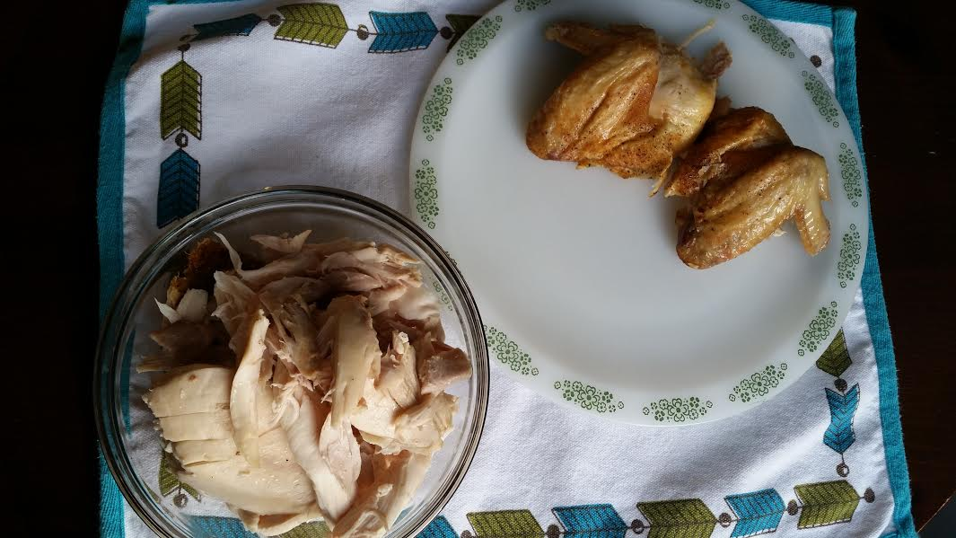 chicken-leftover