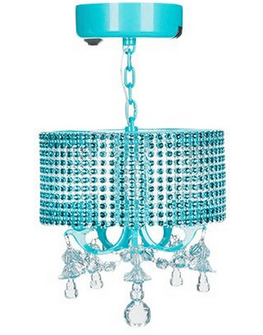 Locker chandeliers and lights from 966 shipped kasey trenum locker chandelier blue aloadofball Images