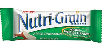 nutrigrain-bar
