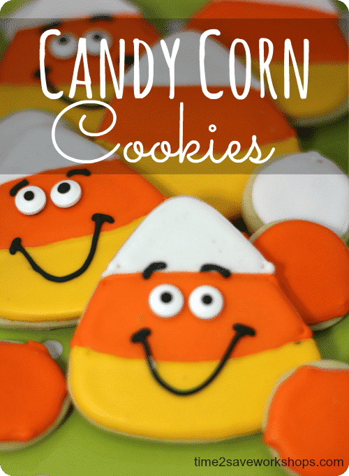 Candy corn cookies final