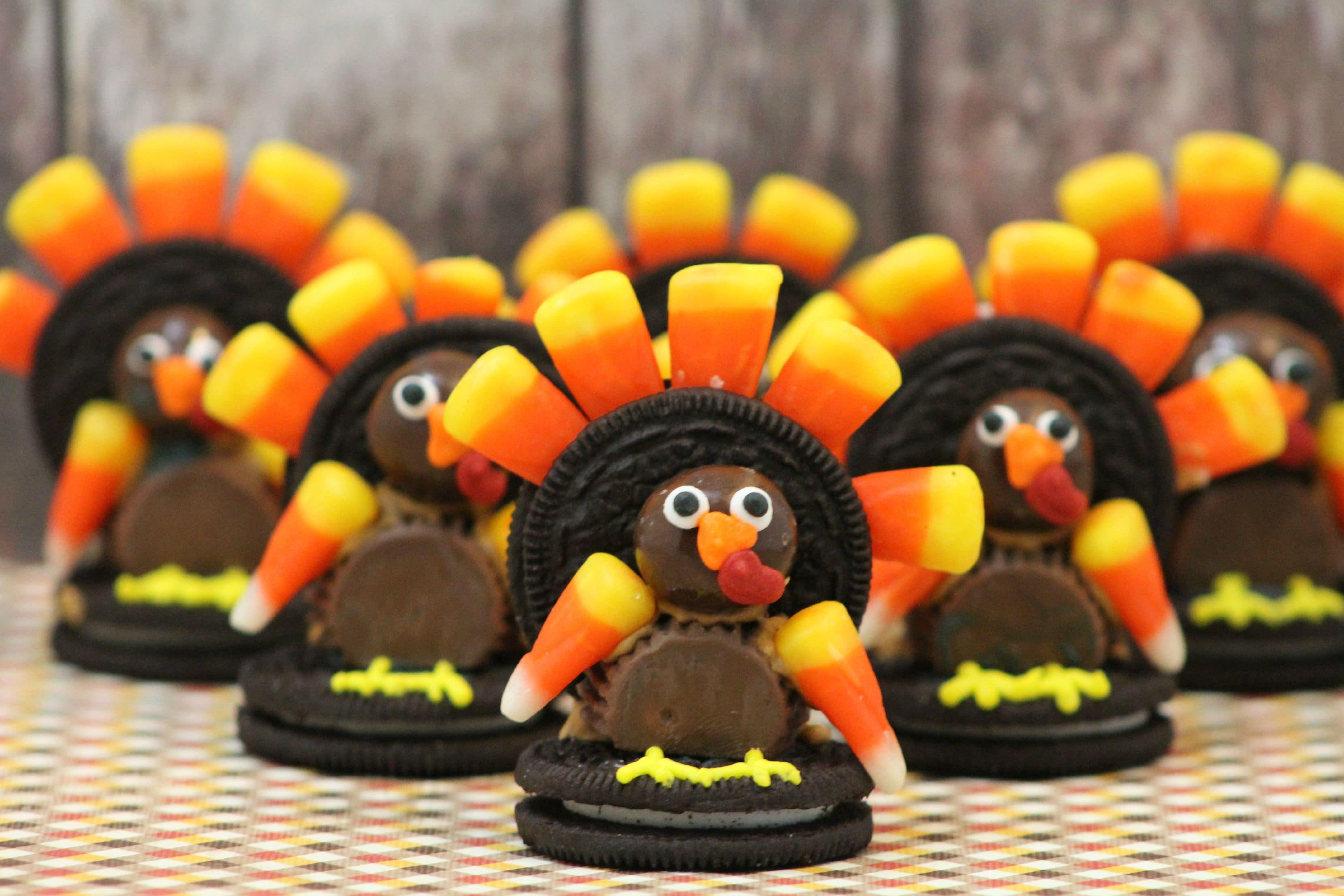 Turkey oreo 3-3