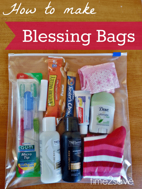 How To Make Blessing Bags Kasey Trenum