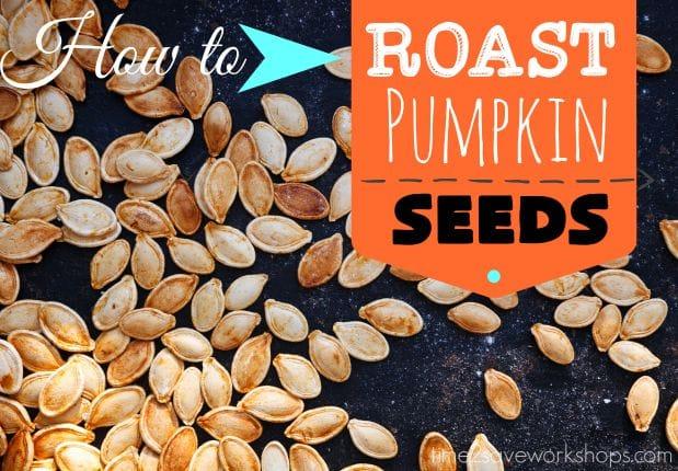 How to Roast Pumpkin Seeds in Oven