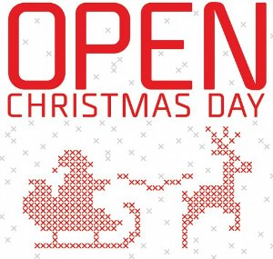 open-christmas-day