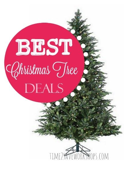 best christmas tree deals - Best Pre Lit Christmas Tree