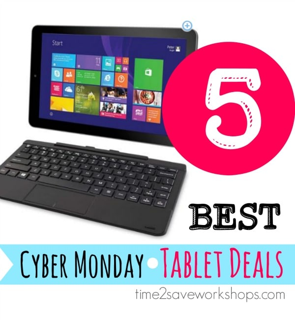 best cyber monday tablet deals