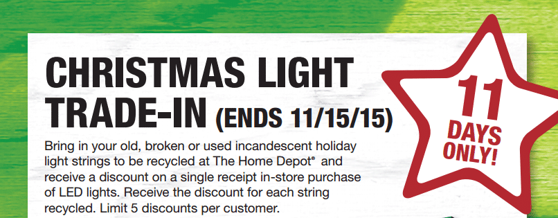 homedepotlights