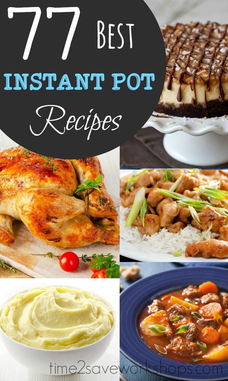 Best Instant Pot Recipes To Try Kasey Trenum