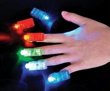 led-finger-lights