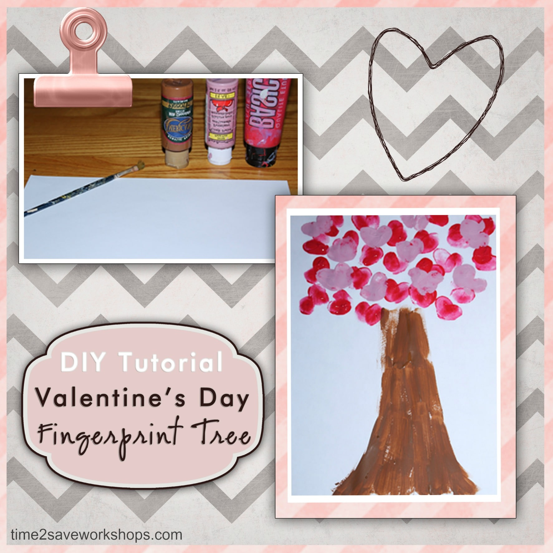 valentines day handprint craft (2)
