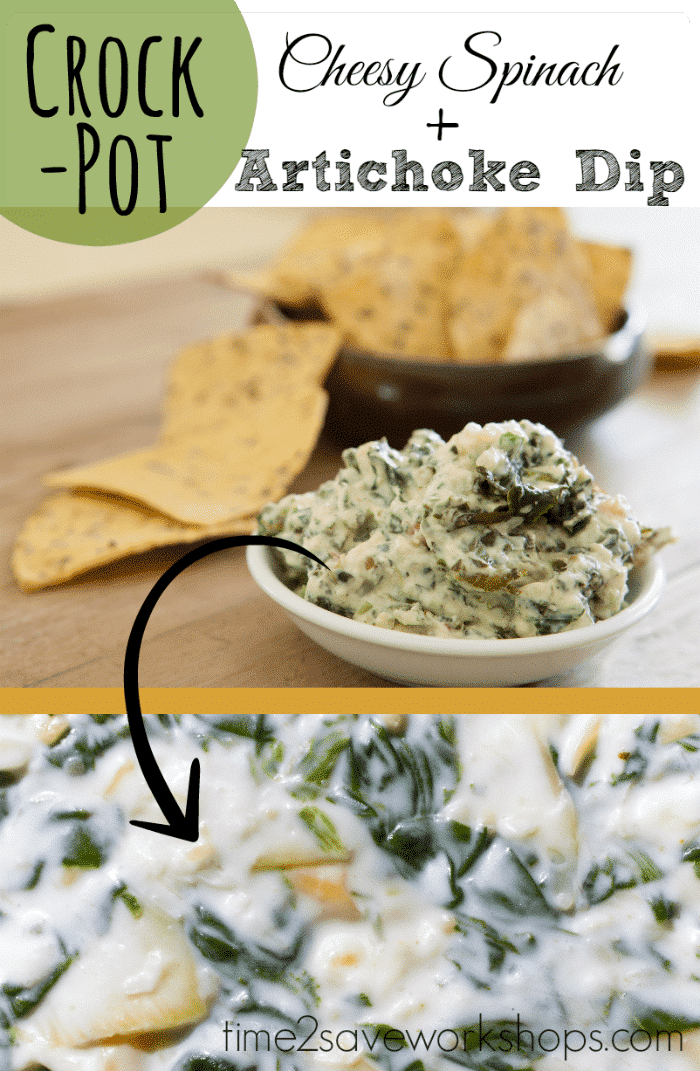 crockpot-cheesy-spinach-artichoke-dip
