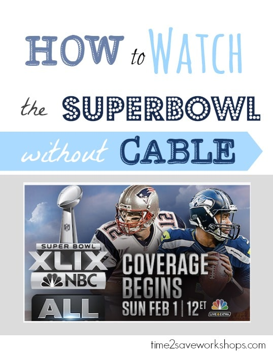 How to watch with cable