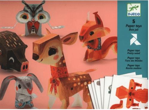 origamiwoodlandanimals