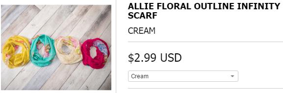 alliescarf