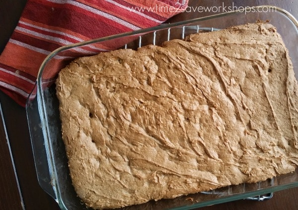 How To Put Applesauce In Cake Mix