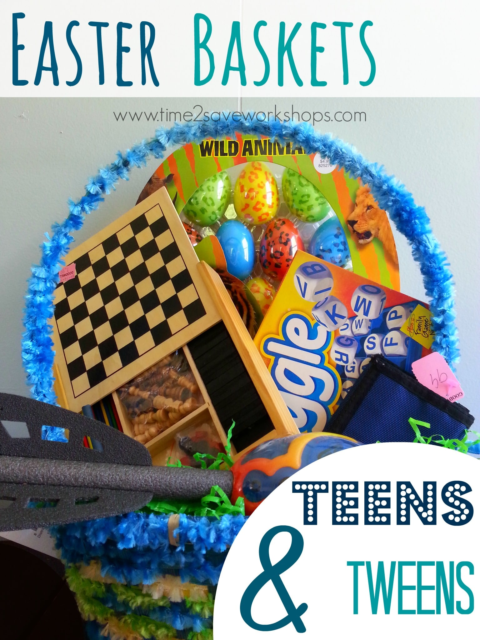 Easter Baskets For Teens Amp Tweens 6 Frugal Ideas Kasey