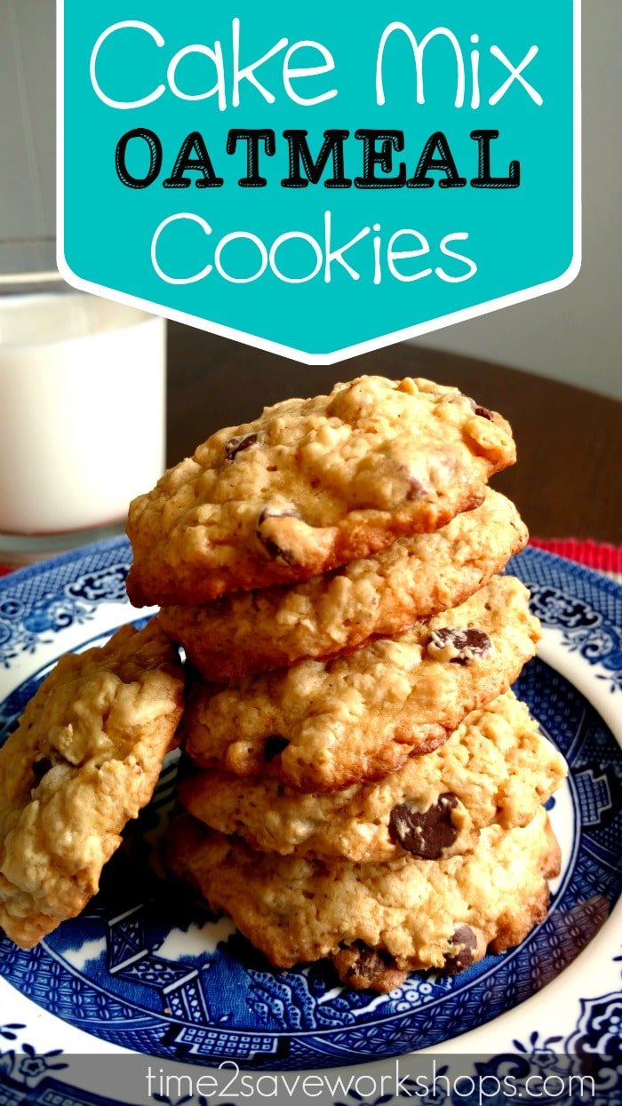 cake-mix-oatmeal-cookies