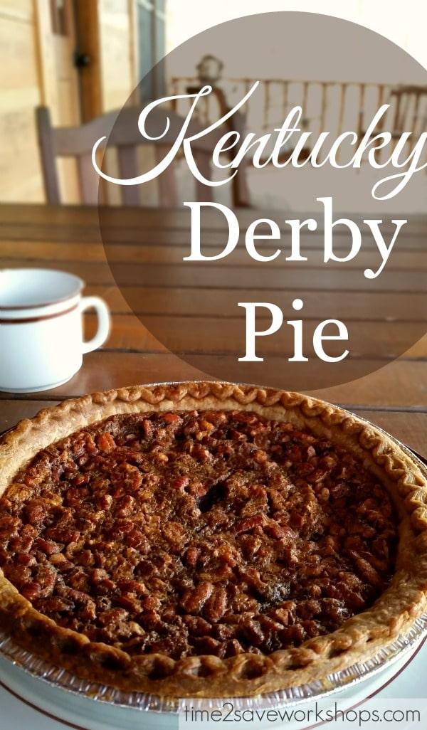 Easy Kentucky Derby Pie Recipe