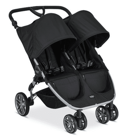 Britax B-Agile Double Stroller – HUGE Price Drop!
