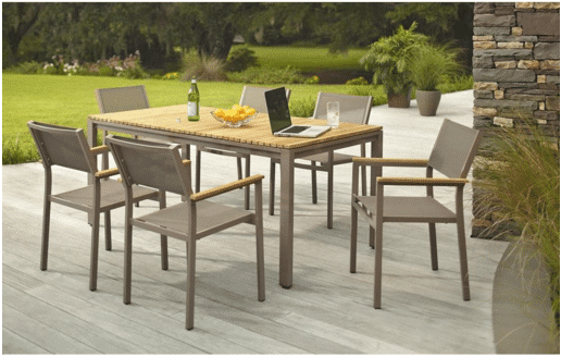 Patio Furniture Sale at Home Depot 50% OFF Dining Sets Kasey Trenum