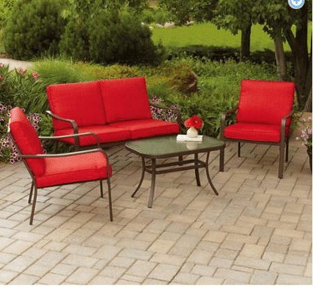 here are more patio furniture sales going on around town