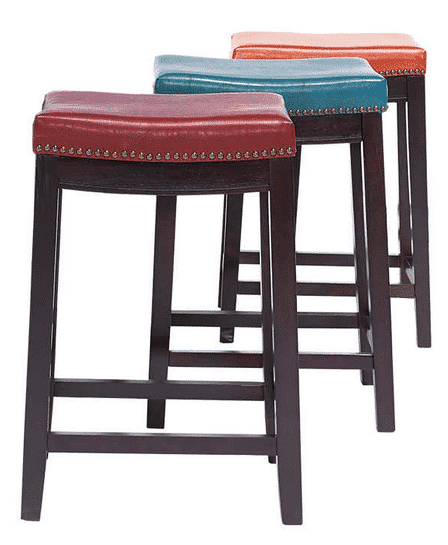 Kitchen Bar Stools Set Of 3