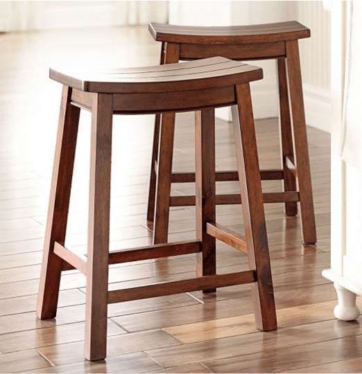 Order SONOMA Goods for Life 2 Pc Cameron Counter Saddle Stool Set Reg Use OFF Cardholder Code We cant share this one