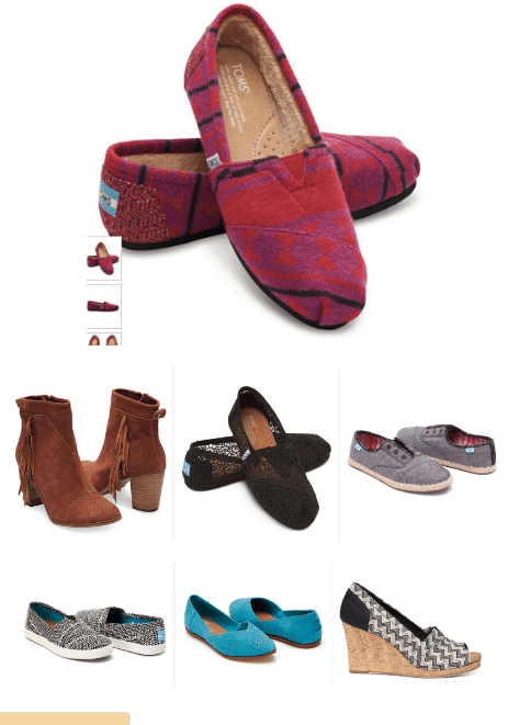TOMS on Zulily – 40% OFF + FREE Shipping Starts TODAY!!