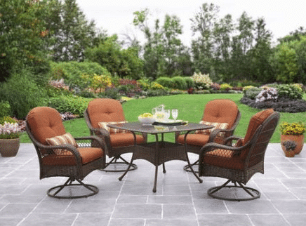 I love when the summer stuff starts to go on clearance – especially things  I've had my eye on for awhile. - Walmart Patio Clearance Outdoor Furniture From $69! - Kasey Trenum