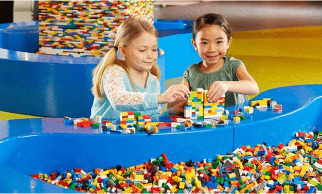 Groupon: 40% OFF LEGO Land Discovery Centers